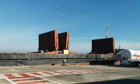 ''Andromeda'': «Δεν υπάρχει καμία παρανομία» επιμένει η πλοιοκτήτρια εταιρεία