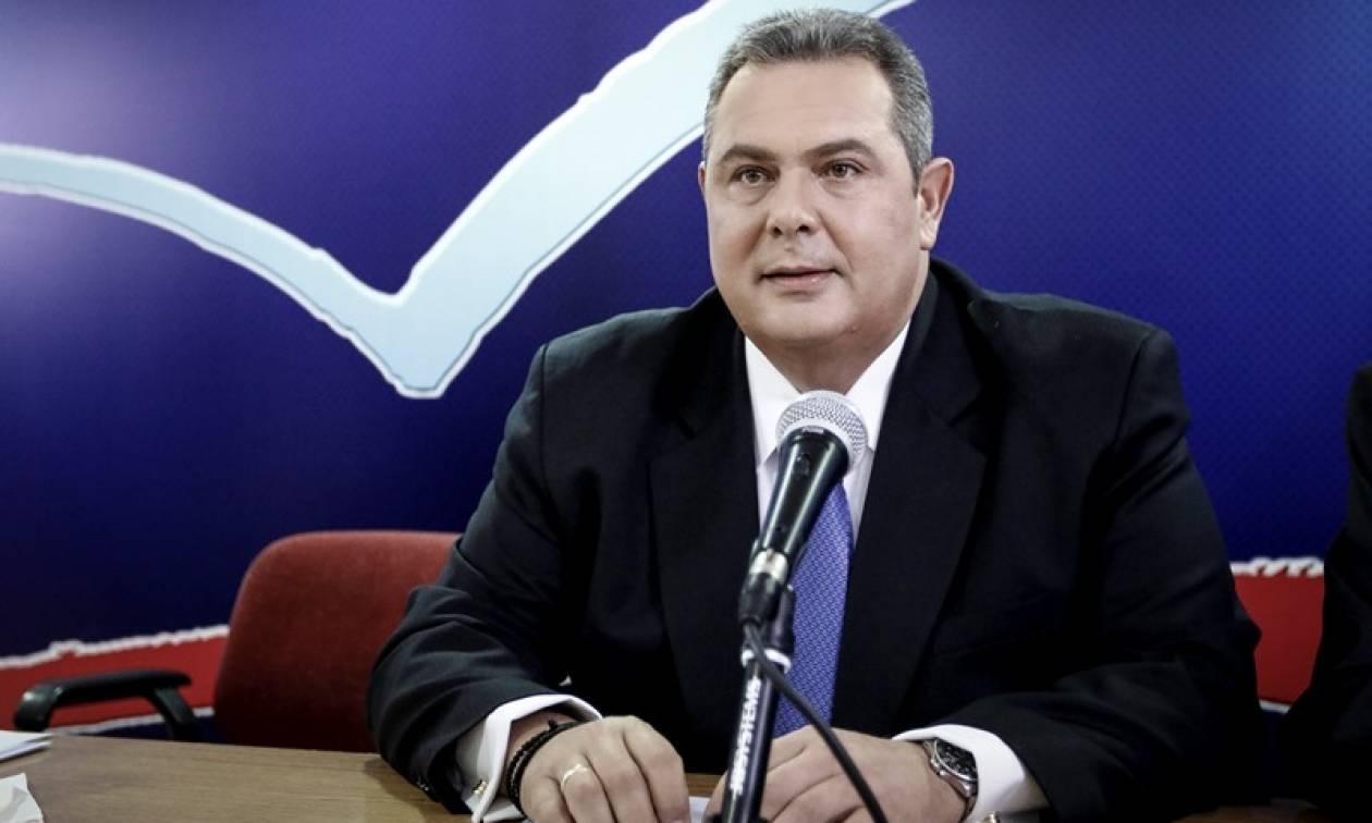 Καμμένος για Σκοπιανό: Δεν εκχωρούμε τον ελληνικό όρο «Μακεδονία»