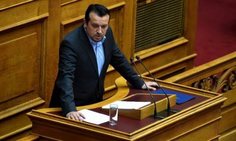 Βουλή - Παππάς: Ο χώρος της ενημέρωσης περνάει στη νομιμότητα