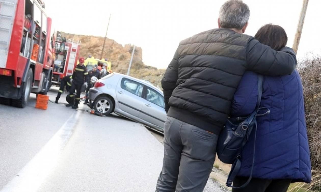 Πολύνεκρο τροχαίο στην Κρήτη: Νέο χειρουργείο για τον πατέρα που χαροπαλεύει