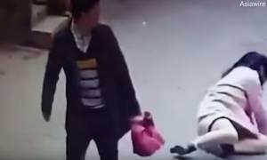 Απίστευτο! Καταστηματάρχης ταξίδεψε 800 χιλιόμετρα για να δείρει πελάτισσα που έκανε παράπονα! (Vid)