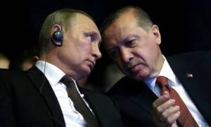 Έκτακτη τηλεφωνική επικοινωνία Πούτιν - Ερντογάν: Τι ζήτησε ο Τούρκος πρόεδρος