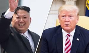 Δήλωση - έκπληξη από Τραμπ: «Πιθανώς έχω μια πολύ καλή σχέση με τον Κιμ Γιονγκ Ουν»