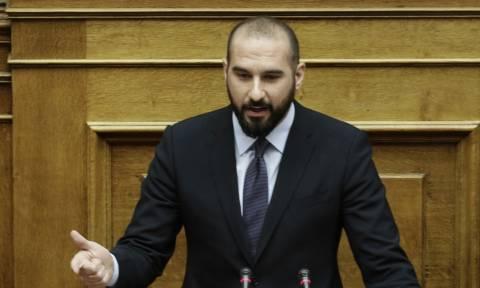 Τζανακόπουλος για Σκόπια: Θέλουμε την ευρύτερη πολιτική συναίνεση