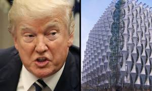 Ο Τραμπ ακύρωσε την επίσκεψή του στη Βρετανία για λόγο που κανείς δεν φανταζόταν (Vid)