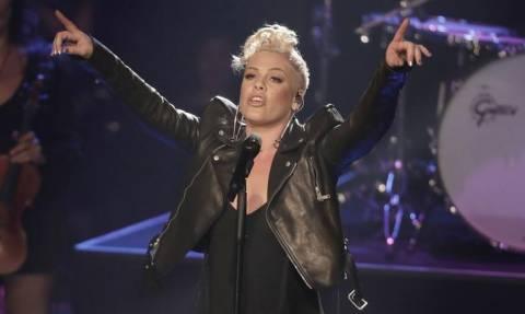 H Pink θα τραγουδήσει τον Εθνικό Ύμνο των ΗΠΑ στο φετινό Super Bowl