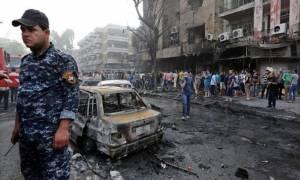 Ιράκ: Φονική επίθεση βομβιστή - καμικάζι στη Βαγδάτη