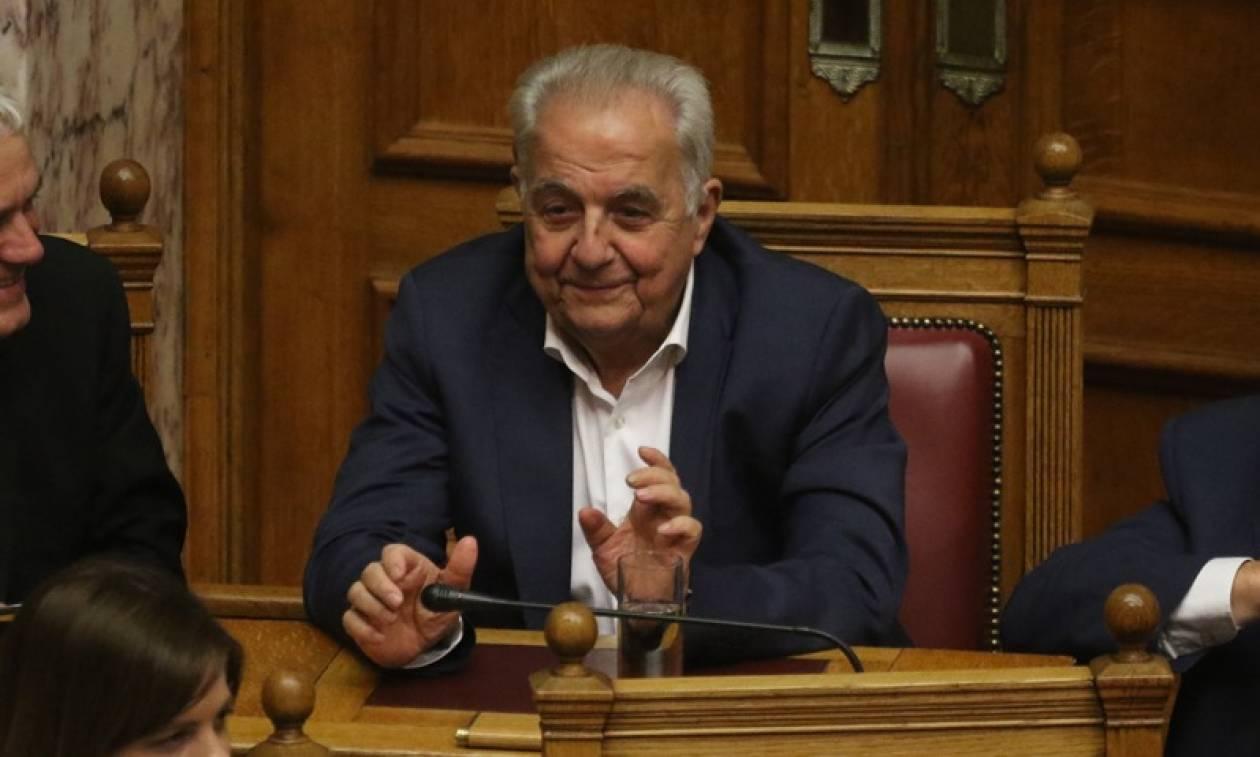 Φλαμπουράρης: Το 2018 θα είναι εξαιρετικά δημιουργικό για την Ελλάδα