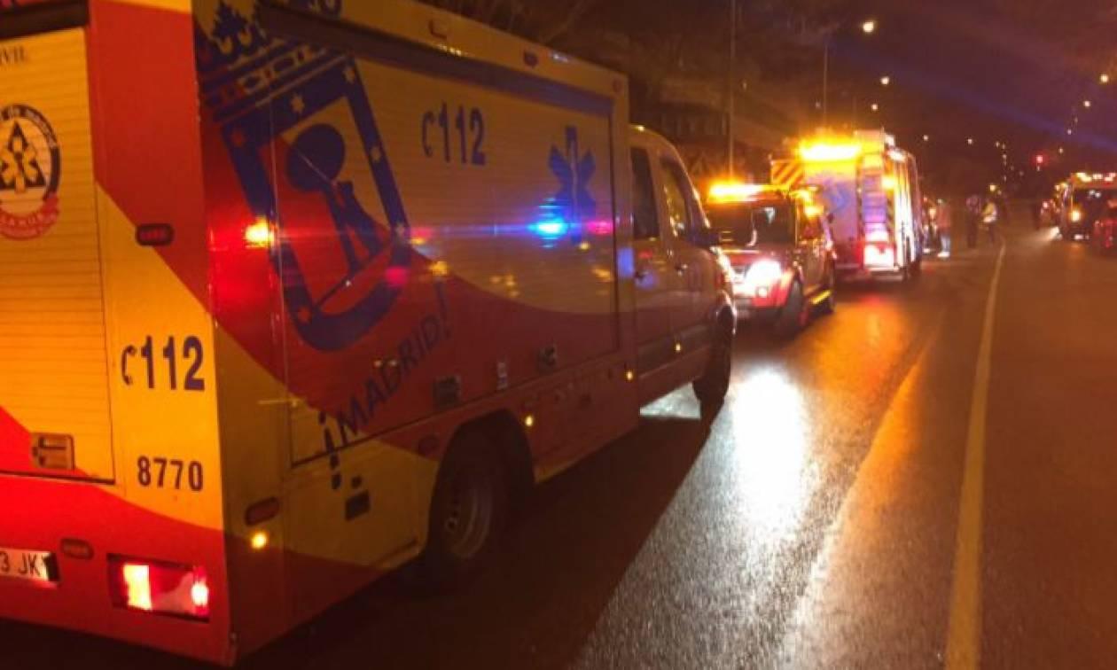 Μαδρίτη: Τουλάχιστον 26 τραυματίες από κατάρρευση ταβανιού σε κλαμπ (pics+vid)