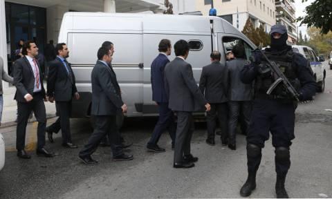 Τη Δευτέρα (15/01) κρίνεται η νομιμότητα της κράτησης του Τούρκου αξιωματικού