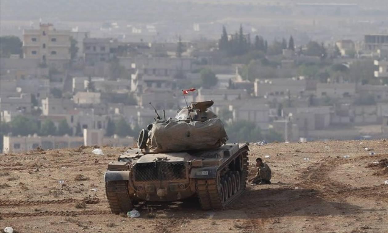 Έντονες αντιδράσεις από την Άγκυρα για την συνοριακή δύναμη 30.000 ανδρών στη Συρία
