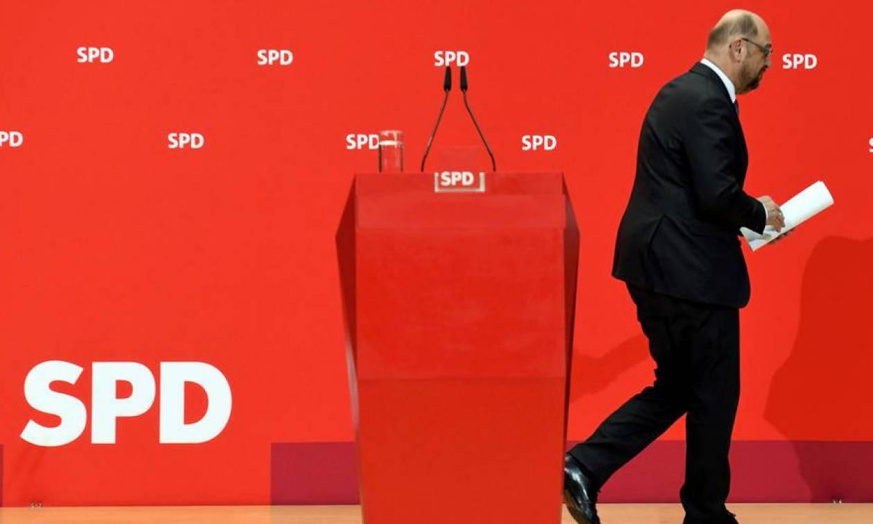 Γερμανία: Σκεπτικισμός στο SPD για την έναρξη διαπραγματεύσεων για μεγάλο συνασπισμό