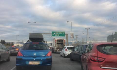 Απεργία ΜΜΜ – Κυκλοφοριακό «έμφραγμα» στους δρόμους της Αθήνας – Ποια σημεία να αποφύγετε