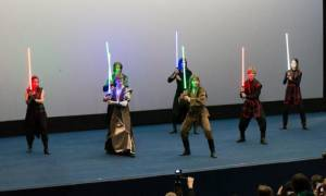 Πραγματικό σχολείο για... Jedi στη Ρωσία