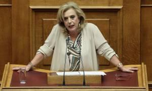 Στον ΣΥΡΙΖΑ η Μεγαλοοικονόμου μετά το «Ναι» στο Πολυνομοσχέδιο