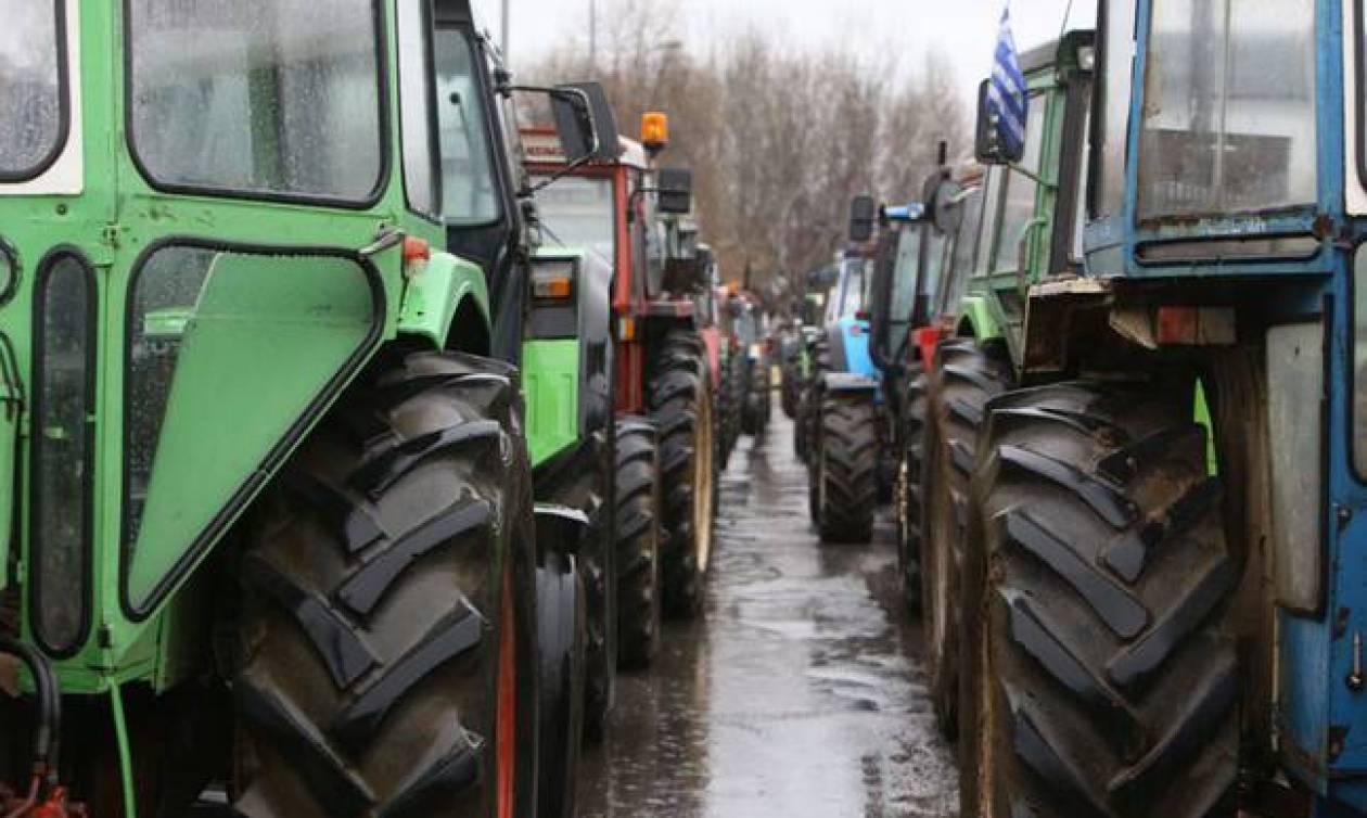 Μπλόκο στον Ε65 στήνουν οι αγρότες της Καρδίτσας στις 22 Ιανουαρίου