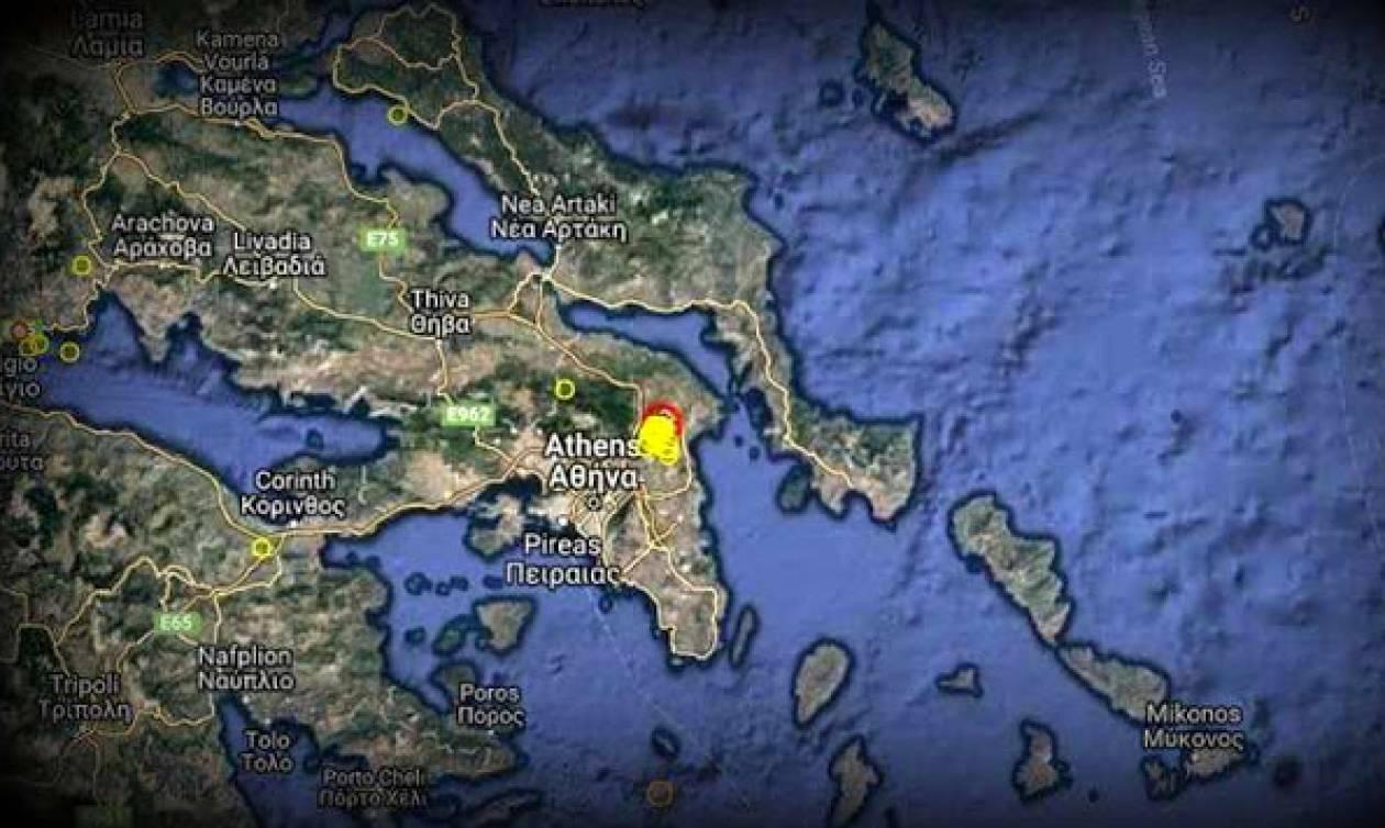 Σεισμός Αθήνα: Τρόμος από το ρήγμα της Σταμάτας