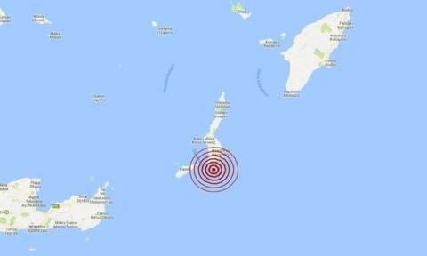 Σεισμός κοντά στην Κάρπαθο (pics)