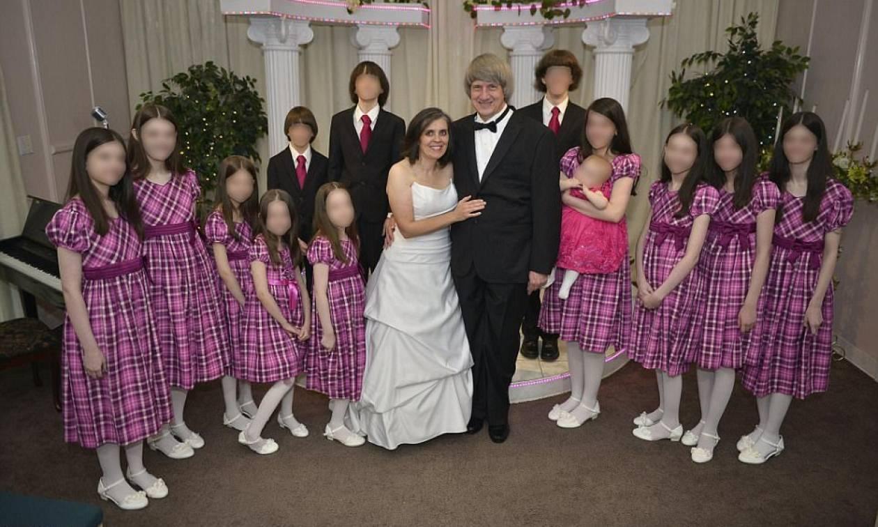 Σοκ στις ΗΠΑ: Γονείς - τέρατα κρατούσαν σε κατάσταση αιχμαλωσίας τα 13 παιδιά τους (pics)