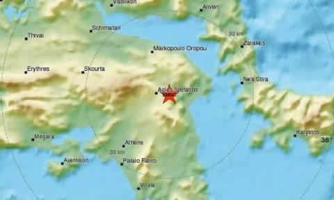 Σεισμός Αθήνα: Τρόμος από τα 4,4 ρίχτερ που «χτύπησαν» την Αττική