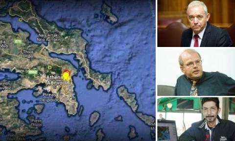 Σεισμός Αθήνα - «Βόμβα» σεισμολόγων: Περιμένουμε κι άλλο μεγάλο σεισμό στην Αθήνα