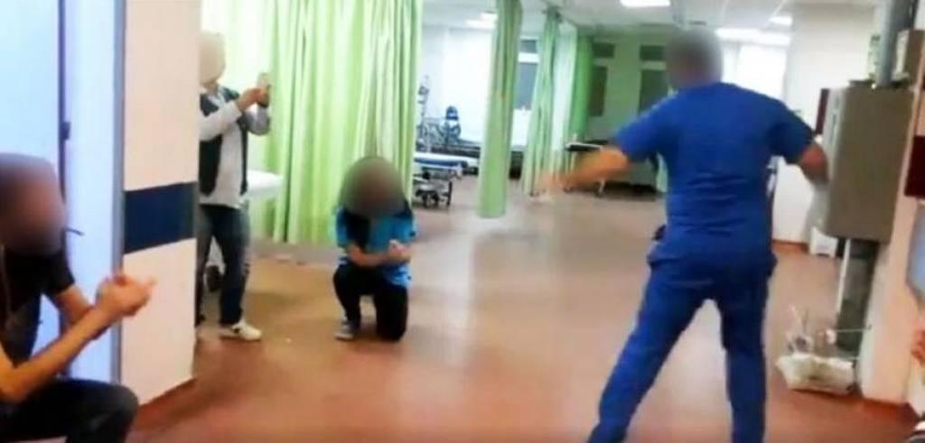 ΕΔΕ για τα πρωτοχρονιάτικα ζεϊμπέκικα στα Επείγοντα του νοσοκομείου Μυτιλήνης (pic)