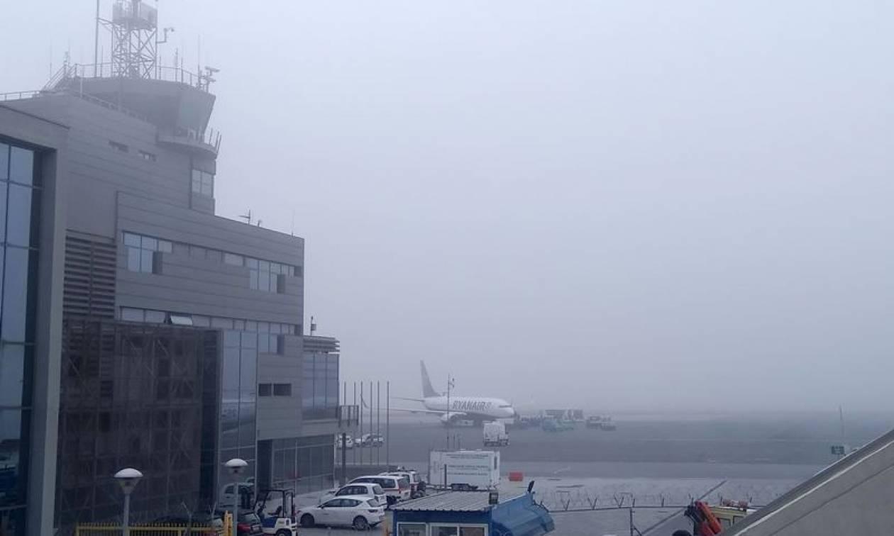 Θεσσαλονίκη: Ακυρώσεις και καθυστερήσεις πτήσεων στο αεροδρόμιο «Μακεδονία»