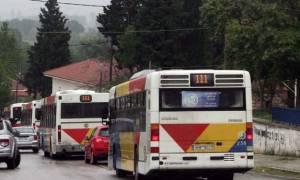 Νέα της Θεσσαλονίκης: Λεωφορείο παρέμεινε εγκλωβισμένο για 10 ώρες!