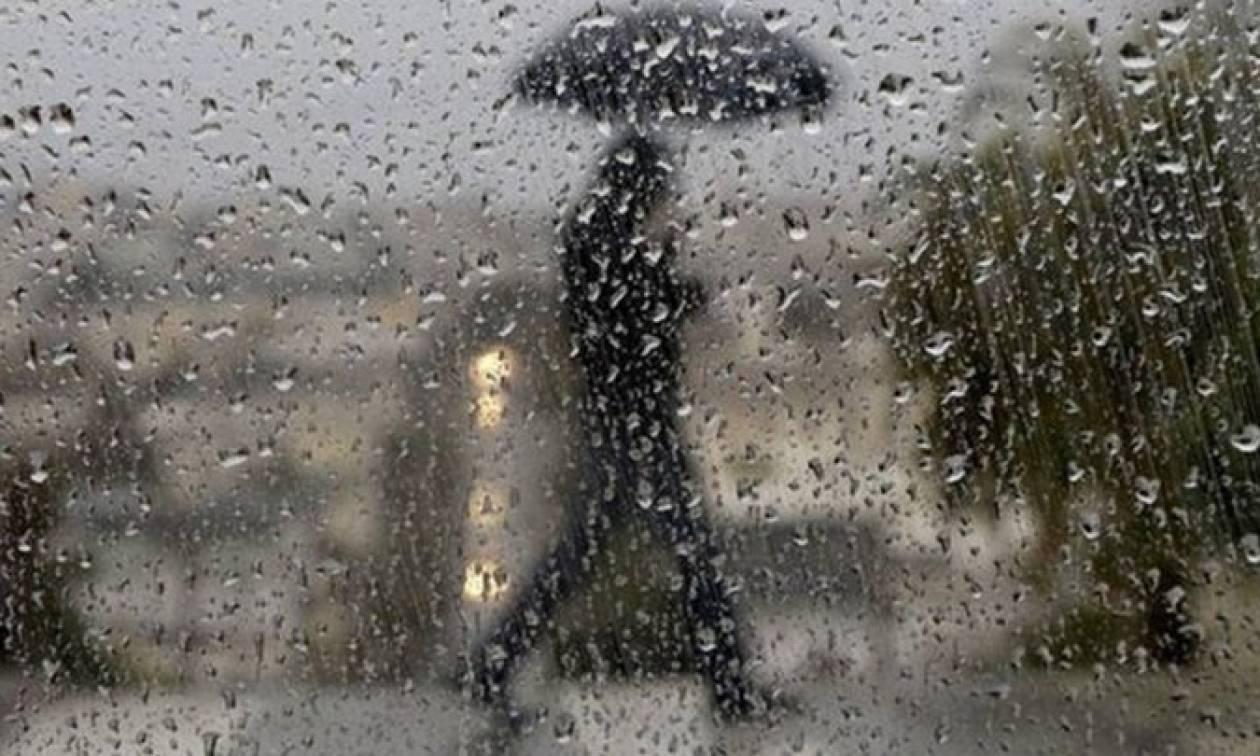 Καιρός: Κακοκαιρίας συνέχεια την Πέμπτη (18/1) με βροχές, καταιγίδες και χιονοπτώσεις