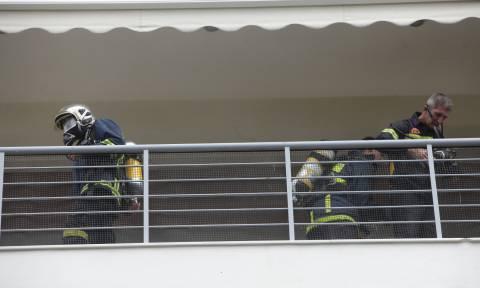 Τραγωδία στο Νέο Ψυχικό - Νεκρός σε φωτιά ηλικιωμένος