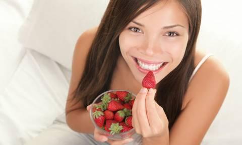 Οι 10 κορυφαίες αντιοξειδωτικές τροφές
