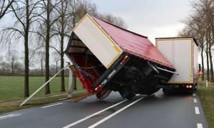Νεκροί και καταστροφές από την καταιγίδα «Φρειδερίκη» που σαρώνει την Ευρώπη (pics+vids)