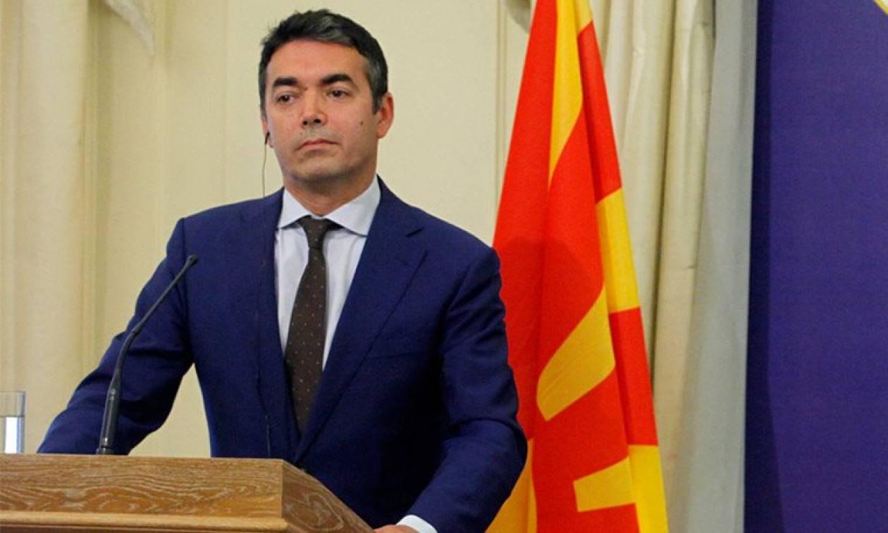 «Αδειάζει» τον σκοπιανό διαπραγματευτή η κυβέρνηση των Σκοπίων