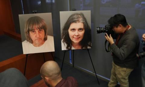 Καλιφόρνια: Βαριές κατηγορίες για τους γονείς - βασανιστές
