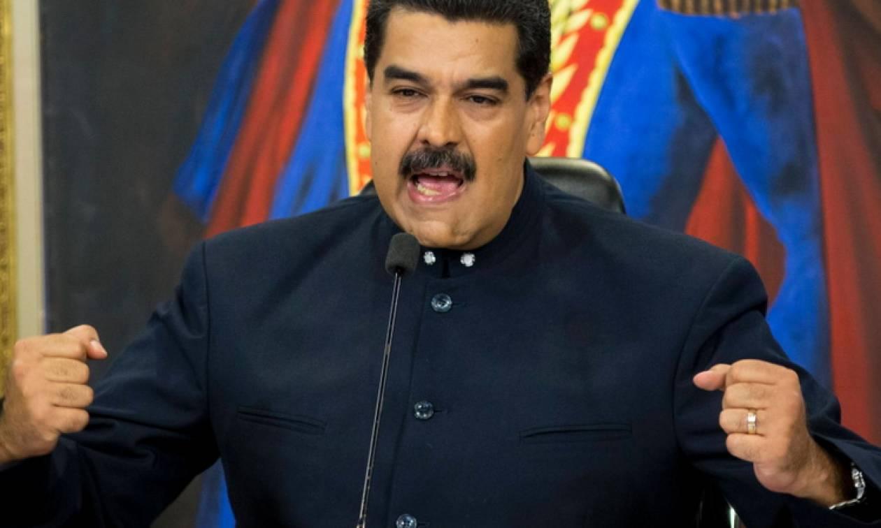 Νέες κυρώσεις από την Ευρωπαϊκή Ένωση στη Βενεζουέλα