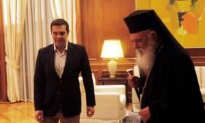 Αποκλειστικό - Τσίπρας σε Ιερώνυμο: Μόνο με αλλαγή στο Σύνταγμα λύση στο Σκοπιανό!