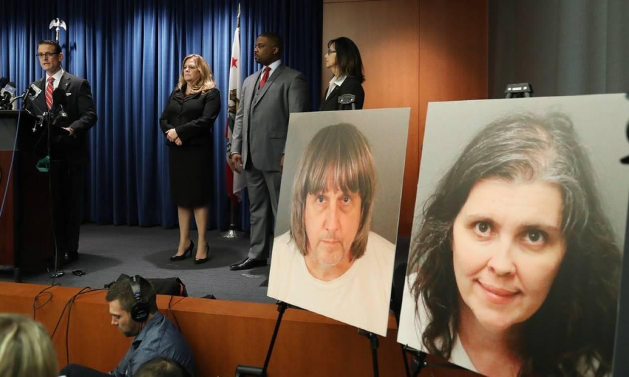 Καλιφόρνια: Σοκάρουν οι λεπτομέρειες για τα βασανιστήρια στο «σπίτι του τρόμου» (Pics+Vids)
