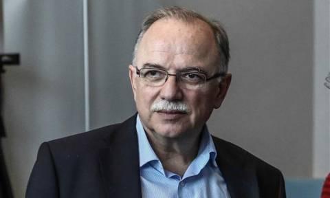 Παπαδημούλης: Η μετριοπαθής τοποθέτηση Ιερώνυμου για το Σκοπιανό βοηθά στη διαπραγμάτευση