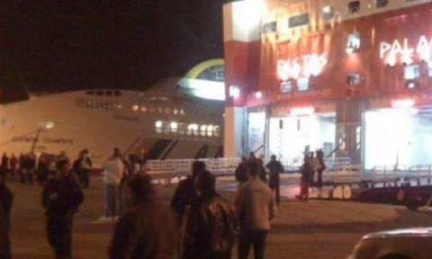 Ηράκλειο: Πλοίο προσέκρουσε στο λιμάνι - Απαγορεύτηκε ο απόπλους του