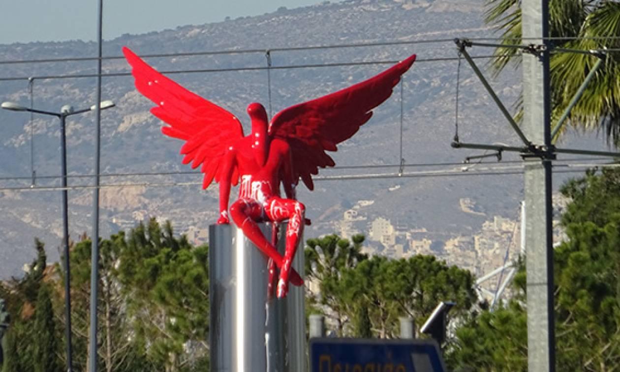 Ποιους βλέπει πίσω από το βανδαλισμό του PHYLAX ο δήμαρχος Παλαιού Φαλήρου
