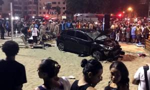 Τραγωδία στη Βραζιλία: Αυτοκίνητο «θέρισε» πεζούς - Νεκρό ένα βρέφος (ΠΡΟΣΟΧΗ! ΣΚΛΗΡΕΣ ΕΙΚΟΝΕΣ)