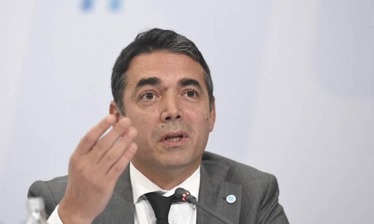 Δυναμιτίζει το κλίμα ο Ντιμιτρόφ: «Ήμασταν και θα είμαστε Μακεδόνες»