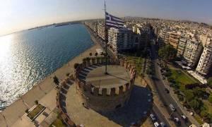 Συλλαλητήριο Θεσσαλονίκη: Ελληνική είναι η φέτα. Η Μακεδονία είναι Ελλάδα…