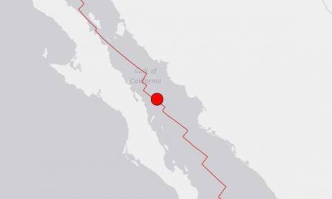 Ισχυρή σεισμική δόνηση 6,3 Ρίχτερ στο Μεξικό