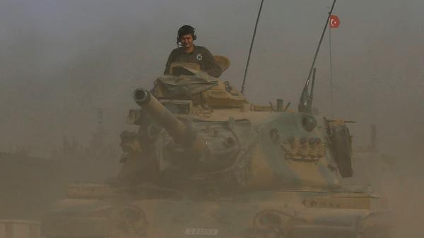 turkey syria invasion