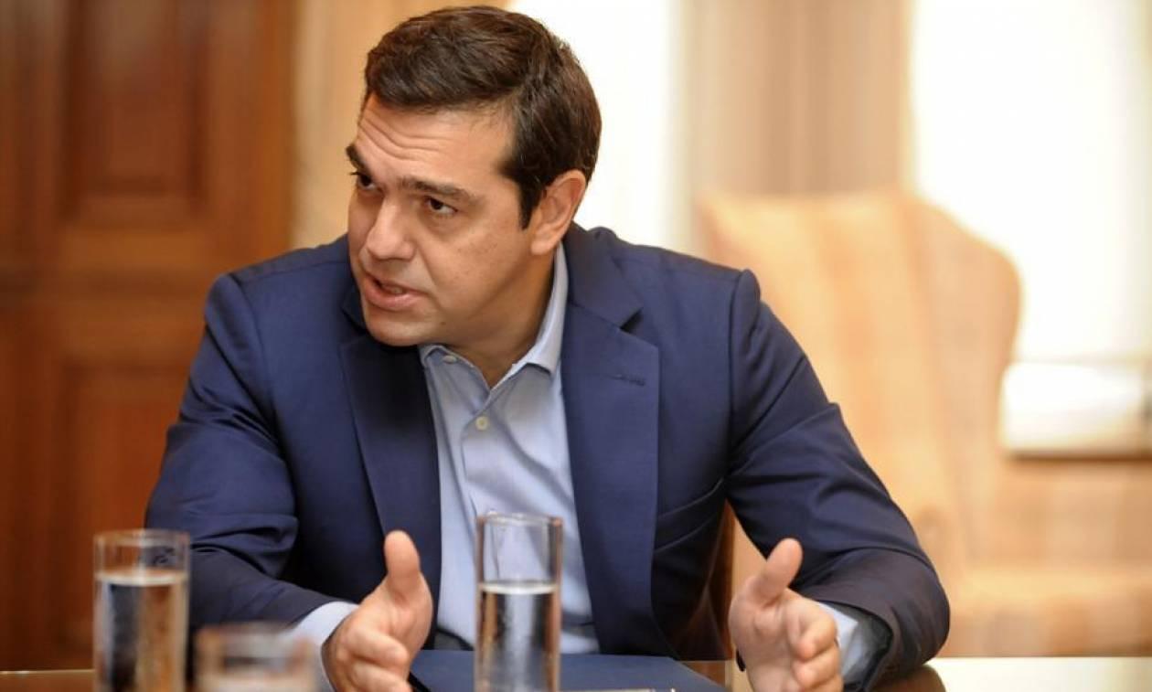 Τσίπρας: Μη λύση του Σκοπιανού υπονομεύει το εθνικό συμφέρον