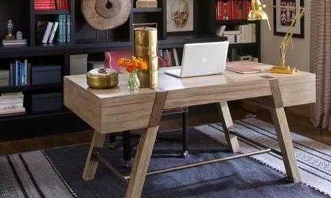 Έξυπνες ιδέες για να διακοσμήσετε το γραφείο του σπιτιού σας