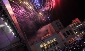 Το Πατρινό Καρναβάλι 2018 είναι εδώ! - Τα πυροτεχνήματα φώτισαν τον ουρανό! (pics)