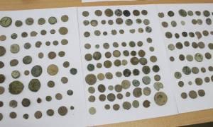Σέρρες: Χειροπέδες σε 63χρονο για κατοχή αρχαίων αντικειμένων (pics)