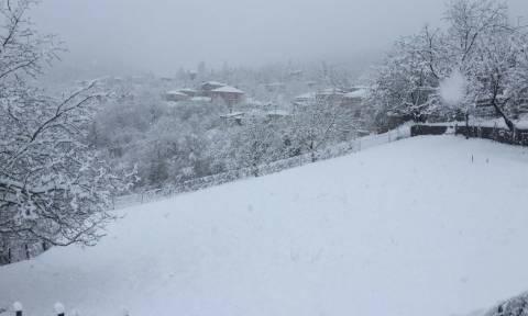 ΕΚΤΑΚΤΟ δελτίο επιδείνωσης καιρού – Πού θα «χτυπήσει» ισχυρή κακοκαιρία με χιόνια σε λίγες ώρες